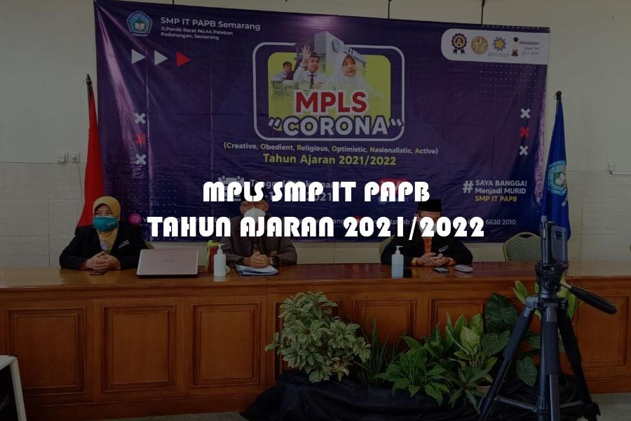 MPLS SMP IT PAPB Tahun Ajaran 2021 2022